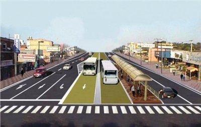 Las obras del tramo céntrico del Metrobús arrancan en 90 días