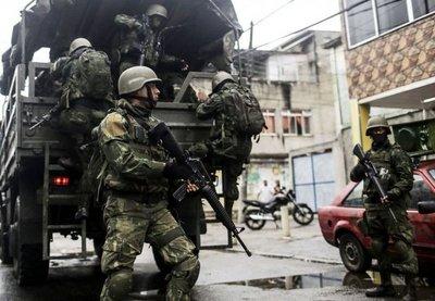 Asesinan a concejal brasileña que rechazó intervención militar en Río