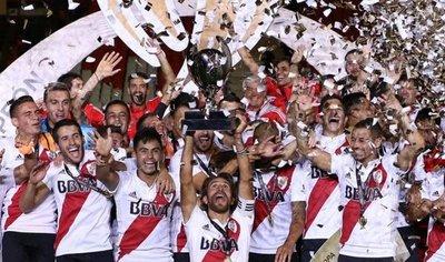 River Plate vence a Boca y se queda con la Supercopa en Argentina