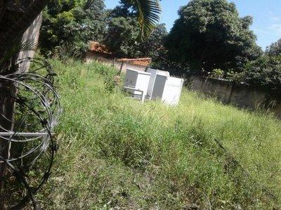 Terreno abandonado en Loma Pytã