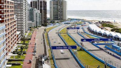 Fórmula E regresa a Uruguay tras dos años