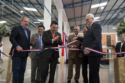 Empresa brasileña habilita unidad de producción en el Este