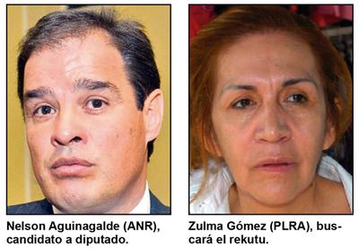 Aguinagalde y Gómez, senadores que desafían la indignación civil