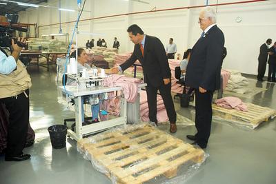 Inauguran nueva fábrica  textil en Ciudad del Este