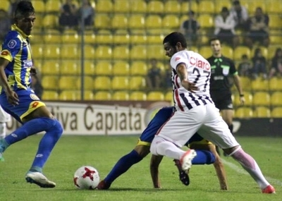 "Deportivo Capiatá recibe al ""copero"" Libertad"