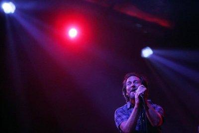 Pearl Jam abre los fuegos de Lollapalooza Chile con récord de asistencia