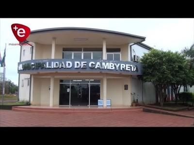 CAMBYRETA: RECAUDACIONES HAN AUMENTADO