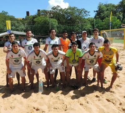 En la fecha culmina novena edición de Liga de Playa