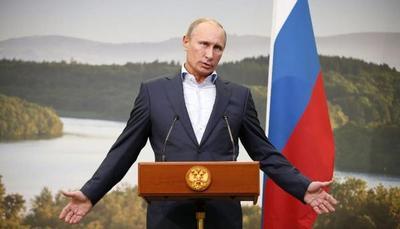 Putin lleva la preferencia del electorado ruso que acude a las urnas este domingo