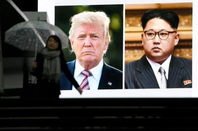 """Kim """"examina situación"""" tras sí de Trump a un encuentro"""