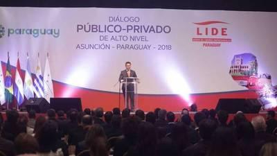 Paraguay se muestra al mundo en seminario empresarial