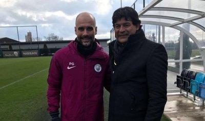Pepe Cardozo cuenta lo que aprendió con Guardiola