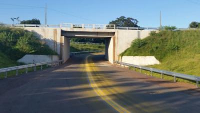Habilitan obra de circunvalación de la ciudad de Paraguarí