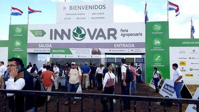 Feria Innovar moviliza a empresarios y productores en busca de oportunidades
