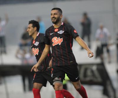 Santiago Salcedo será el goleador histórico