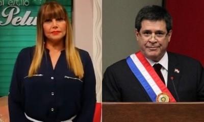 Pelusa Rubin Se Dirigió Al Presidente Horacio Cartes Y Esto Le Solicitó