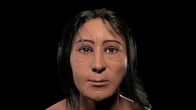 Reconstruyen en 3D el rostro de brasileño de hace 2.000 años