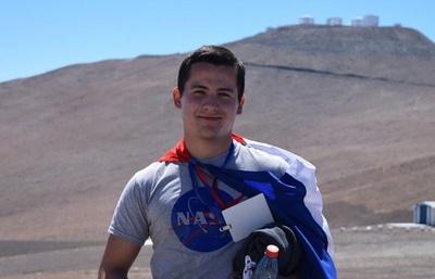 Joven paraguayo estudiará en la NASA