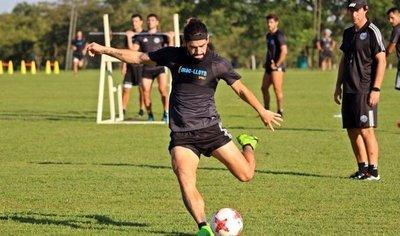 Olimpia emplaza a Rodrigo Burgos