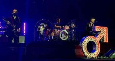 The Killers agita cierre de un Lollapalooza Brasil con marcado tono político