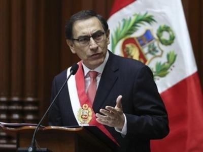 Nuevo presidente de Perú ratifica que anunciará su gabinete en una semana