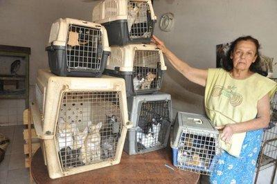 Francesca Crosa pide no matar animales en Semana Santa