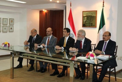 Conmemoran en Paraguay 50 años del Instituto Italo Latinoamericano