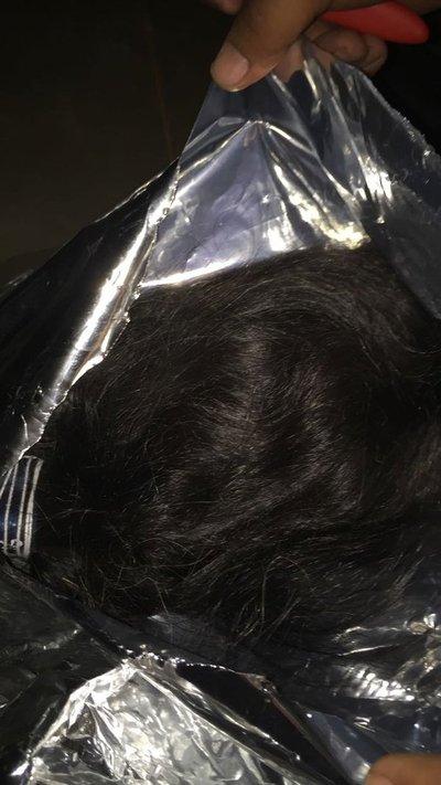 Cae un cargamento récord de cabello humano en Hernandarias