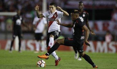 River Plate empata ante un aguerrido Santa Fe en Copa