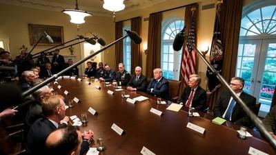 Trump no irá a la Cumbre de las Américas ante posible ataque a Siria