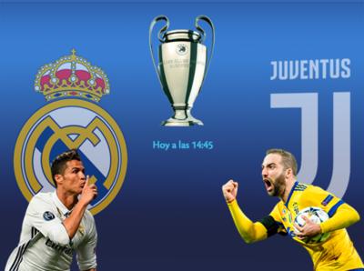 Madrid recibe con amplia ventaja a Juventus