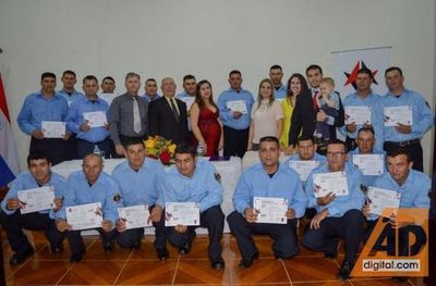 Mbareté Porã gradúa a nuevos profesionales de seguridad