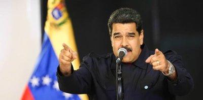Se manifiestan contra Nicolás Maduro en Lima