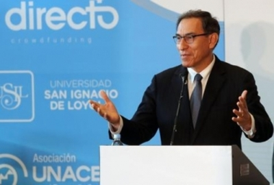 Presidente peruano dice que la corrupción es el eje del mal en la región de América Latina