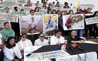 Ecuador y Colombia, en vilo por posible muerte de los periodistas secuestrados