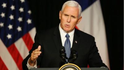 Mandatarios de 4 países se reunirán con vicepresidente estadounidense