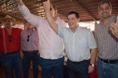 "Cartes: ""No pidan paridad"""
