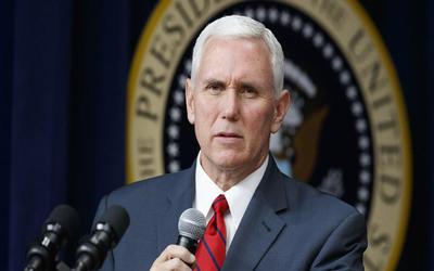 Mike Pence declaró que EE.UU impulsará más sanciones para aislar al régimen de Maduro