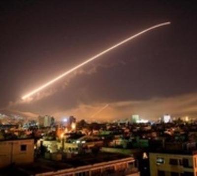 Finalmente EE.UU., Reino Unido y Francia atacaron a Siria