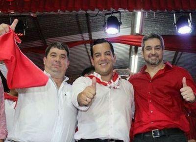 El equipo de Friedmann arrasa en Guairá: Juan Vera lidera para gobernador y Ever Noguera se impone en diputados