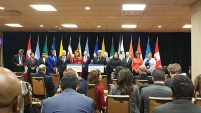 Grupo Lima pidió elecciones libres y en Venezuela
