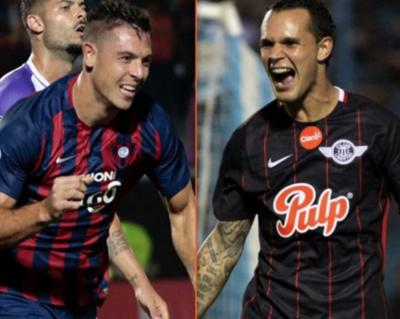 Semana decisiva con paraguayos en Copa