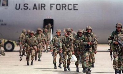 Arabia Saudí conversa con EE.UU. para envío de tropas a Siria