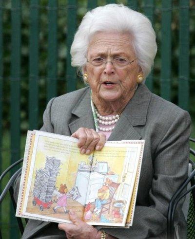 Murió a los 92 años la ex primera dama de EE.UU. Barbara Bush