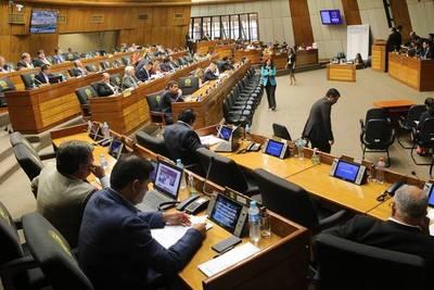 Rechazaron proyecto que impedía veto del PE al PGN