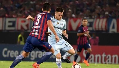 La punta sin cambios en el Grupo A de la Libertadores