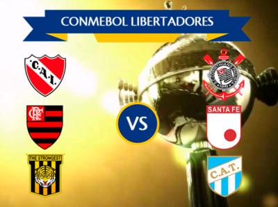 Más encuentros por la apasionante Libertadores