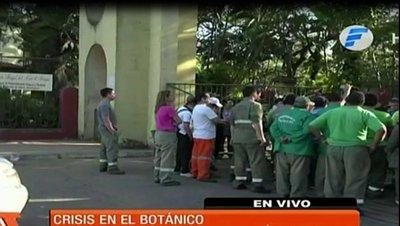 Denuncian irregularidades en el Botánico