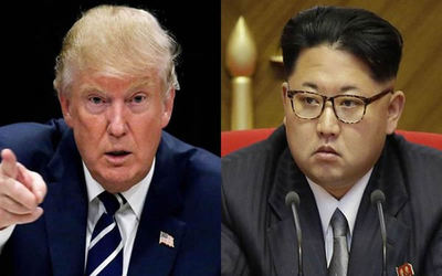 Trump negocia con Kim Jong-un la liberación de tres estadounidenses presos