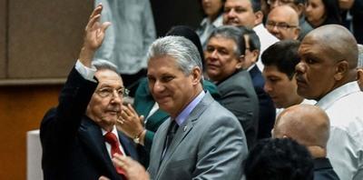 Díaz-Canel será el nuevo presidente de Cuba a la sombra de Raúl Castro